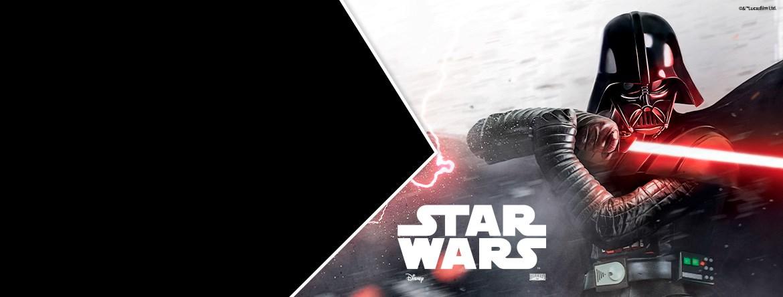 banner centro star wars