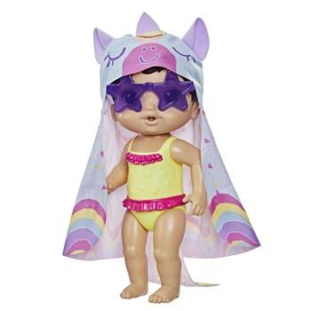 BABY ALIVE DIA DE SOL MORENA - HASBRO F2569