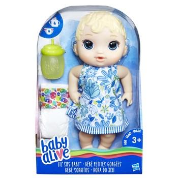 BABY ALIVE HORA DO XIXI LOIRA