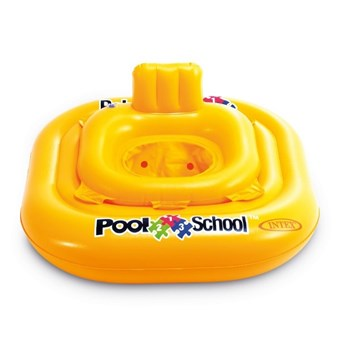 Baby Bote Inflável Pool School de Luxo - Intex 56587