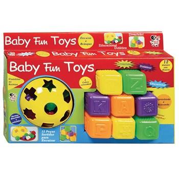 BABY FUN TOYS - PICA PAU 590