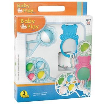 BABY PLAY SET -  PICA PAU 449
