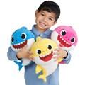 BABY SHARK PELUCIA 30CM COM MUSICA - SUNNY