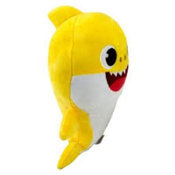 BABY SHARK PELÚCIA COM MÚSICA BABY SHARK - SUNNY 2357