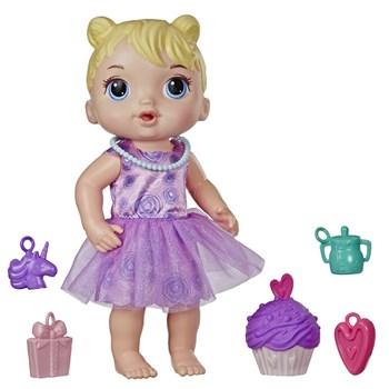 BONECA BABY ALIVE FESTA DE PRESENTES - HASBRO E8719