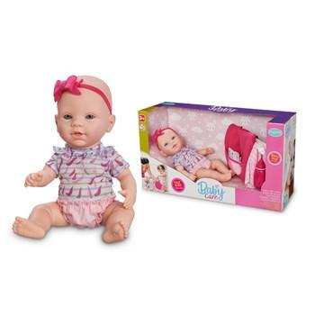 BONECA BABY CARE - PUPEE