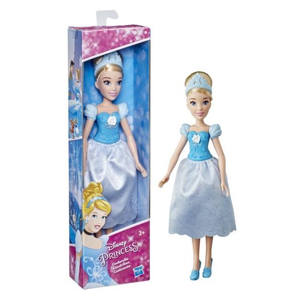 Boneca Clássica Princesas Disney Cinderela - Hasbro E2749
