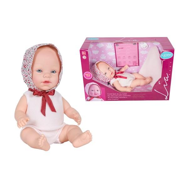 BONECA LIA BABY - PUPEE
