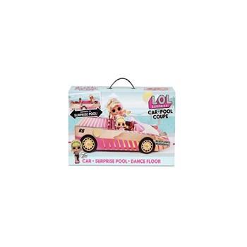 BONECA LOL SURPRISE CAR POOL COUPE - CANDIDE 8942