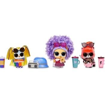Boneca LOL Surprise Remix Hairflip Pets - Candide 8956