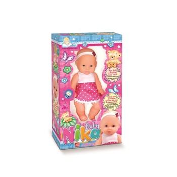 BONECA NIKA BABY - ANGEL TOYS 703