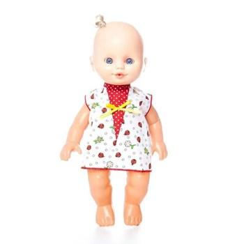 Boneca Nininha Vestido Vermelho - Estrela