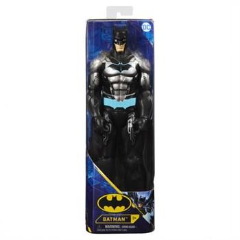BONECO DC LIGA DA JUSTIÇA 30CM BATMAN BATTECH - SUNNY 2401