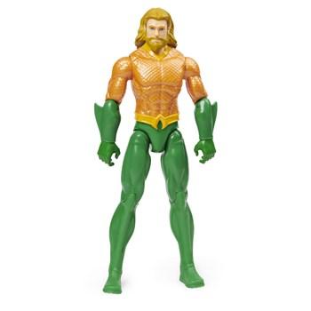 Boneco DC - Liga da Justiça - Aquamen 30cm - Sunny 2193