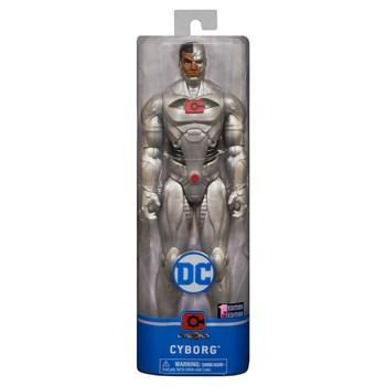 Boneco DC - Liga da Justiça - Cyborg 30cm - Sunny 2193