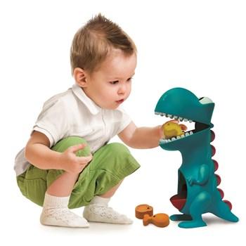 Boneco Dino Papa Tudo -Elka