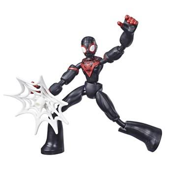 Boneco Marvel - MILES MORALES - Bend And Flex - Hasbro E7335