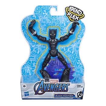 Boneco Marvel - Pantera Negra Bend And Flex - Hasbro E7377