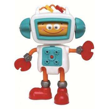 Boneco Roby - Robô de Atividades - Elka