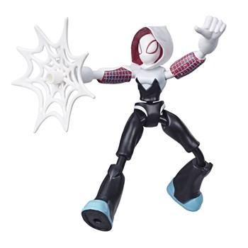 BONECO SPIDER MAN BEND & FLEX GHOST SPIDER - HASBRO E7688