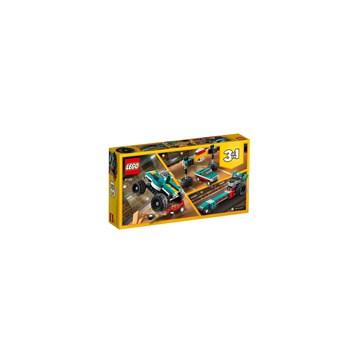 BRINQUEDO LEGO - CAMINHÃO GIGANTE 163 PEÇAS