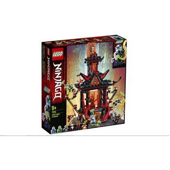 BRINQUEDO LEGO NINJAGO - IMPÉRIO TEMPLO DA LOUCURA