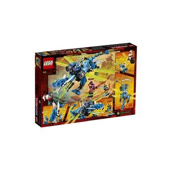 BRINQUEDO LEGO - O CIBER DRGÃO DO JAY 518PEÇAS