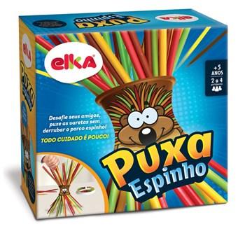 Brinquedo Puxa Espinho - Elka