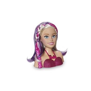 BUSTO BARBIE STYLING HEAD FACES - PUPEE