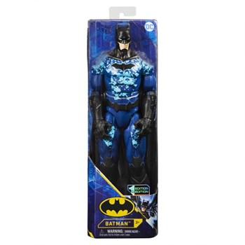 DC BONECO ARTICULADO BATMAN TECH TACTICAL AZUL - SUNNY 2180
