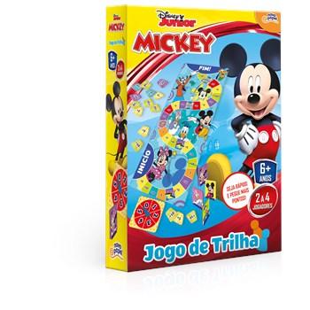 DISNEY JOGO TRILHA MICKEY - TOYSTER 8018