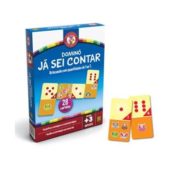 EDUCATIVO DOMINÓ JÁ SEI CONTAR