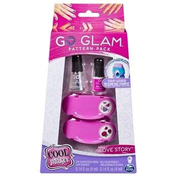 Go Glam Nail Fashion Pack Rosa - Sunny 2132