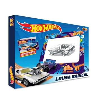 HOT WHEELS LOUSA RADICAL COM QUEBRA CABEÇA - FUN F0067-0