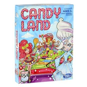 JOGO CANDY LAND