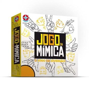 JOGO DA MIMICA - ESTRELA 799451