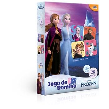 JOGO DE DOMINÓ DISNEY FROZEN - TOYSTER 8029