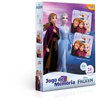 JOGO DE MEMÓRIA DISNEY FROZEN - TOYSTER 8030