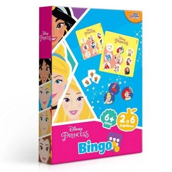 Jogo Disney - Bingo Princesas - Toyster 8011