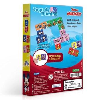 Jogo Disney - Dominó Mickey - Toyster 8003