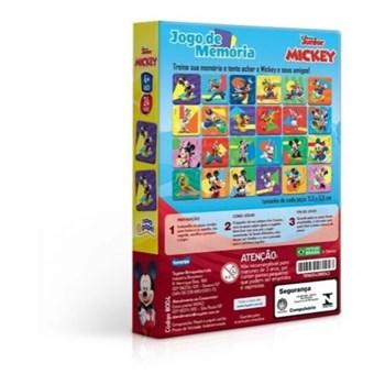 Jogo Disney - Memória Mickey - Toyster 8004