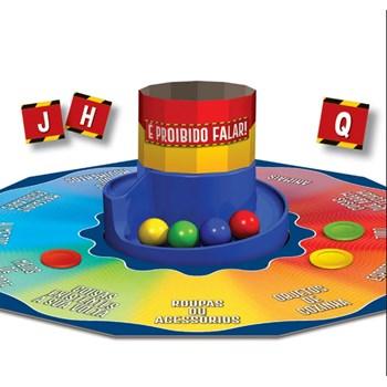 JOGO É PROIBIDO FALAR - GROW 3454