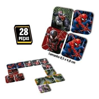 Jogo Marvel - Dominó Homem Aranha - Toyter 8015