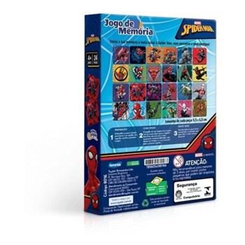 Jogo Marvel - Memória Homem Aranha - Toyster 8016