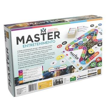 Jogo Master Entretenimento - Grow 3718