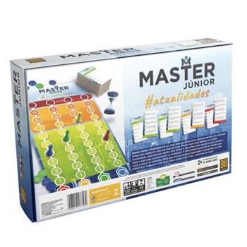 Jogo Master Junior Atualidades - Grow 3756