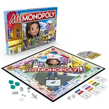 JOGO MISS MONOPOLY - HASBRO E8424