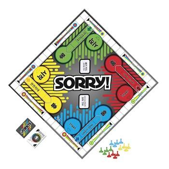 JOGO SORRY - HASBRO A5065