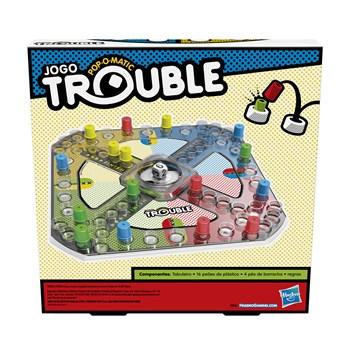 JOGO TROUBLE - HASBRO A5064