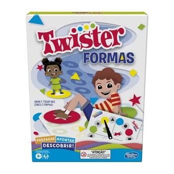 JOGO TWISTER FORMAS - HASBRO F1405